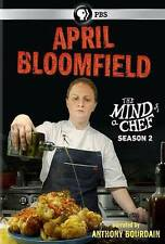 The Mind of a Chef: Season 2 - April Bloomfield (DVD, 2014)