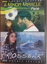 A Minor Miracle: Starring Pele / Crossbar    Double Feature  DVD  BRAND NEW