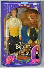Disney Beauty and the The Beast doll Barbie Ken Prince 2436 Mattel 1991 Vintage