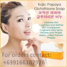 NLIGHTEN KOJIC PAPAYA W/ GLUTATHIONE (3 in 1 Soap)