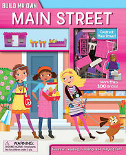 Créer ma propre main street-story book and building blocks