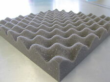 ACOUSTIC FOAM TREATMENT SOUND PROOFING 24 TILES