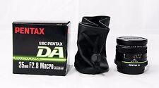 PENTAX Pentax DA Limited 35mm f/2.8 DA Lens