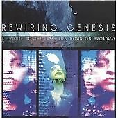 2CD REWIRING GENESIS: TRIBUTE TO THE LAMB LIES DOWN ON BROADWAY - EXC COND