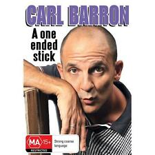 A Carl Barron - One Ended Stick (DVD, 2013) Region 4