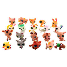 MINI 20 PCS Littlest Pet Shop Dog Loose Random Child Girl Toys LPS Gift