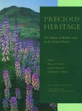 Precious Heritage: The Status of Biodiversity in the United States  Hardcover