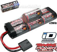 Traxxas 2961X 5000mAh 8.4V 7-cell Hump Pack NiMH iD Battery for Stampede Rustler