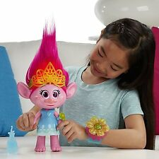 TROLLS Hug Time Poppy Large Poppy DOLL Dreamworks Trolls NEW