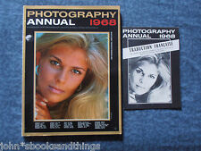PHOTOGRAPHY ANNUAL 1968 TRADUCTION FRANCAISE FOTOGRAFIA GRANDI FOTOGRAFI PHOTO
