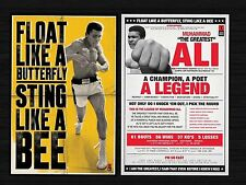 Muhammad Ali Poster Two Posters of the legend, #boxer , poet, and leader