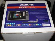 New In The Box! Lowrance HDS9 GEN3 Bundle Insight 83/200KHZ & LSS Transducer