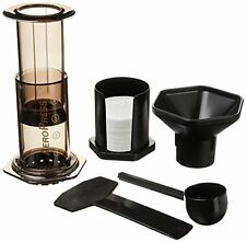 NEW Aerobie 83R01 AeroPress Coffee and Espresso Maker Gray Aerated French Press