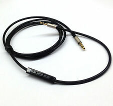 118cm Cable remote mic for iphone to AKG Y45BT Y50 Y40 Y55 K845BT k490 NC K545