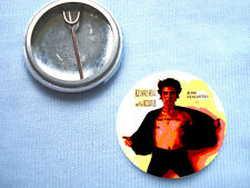 Richard Hell 25mm  Badge Punk Sex Pistols The Clash The Stranglers Television