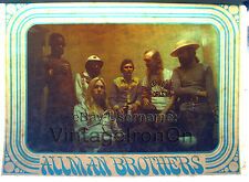 Rare 70s Greg Allman Brothers Concert southern rock Orig VTG t-shirt iron-on NOS