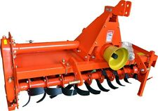 Rotary Tiller, 6ft / 1,800mm (Rotary Hoe/ Cultivator) + PTO Shaft, Suit 30-80HP