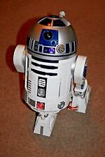 HASBRO 2002 R2-D2 Interactive Astromech Droid Voice Activated ROBOT Star Wars