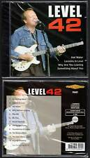 LEVEL 42 - Compilation (CD) Lessons In Love... 2006 NEUF