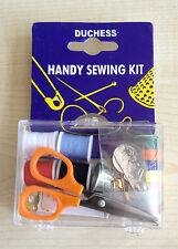 Travel Sewing Kit - Scissors, Thread, Needles and Pins trusted UK seller