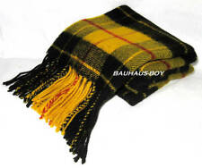 SCOTTISH CLAN NECK SCARF DRESS MACLEOD OF LEWIS TARTAN 100% LAMBSWOOL HIGHLAND