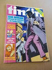 """MAGAZINE """"TINTIN, no 289"""" (1981) LES ARCHIVES DE MOULINSART"""