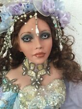 """Arielle Doll By Rustie With Original Box and COA 27"""" Exotic Beautiful"""