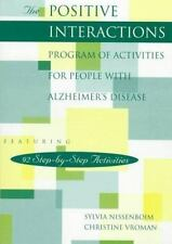 The Positive Interactions Program of Activities for People With Alzhei-ExLibrary