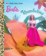 Thumbelina (Barbie) (Little Golden Book)