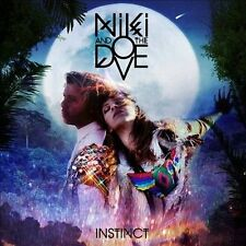 Instinct by Niki and the Dove (CD, May-2012, Mercury)new