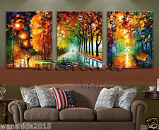 Framed! Large Modern hand-painted Art Oil Painting Wall Decor canvas +gift