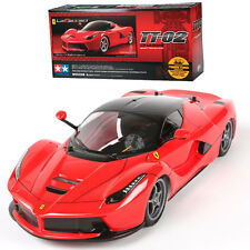 Tamiya 58582 TT-02 LaFerrari 1/10 RC 4WD On-Road Car Kit w/ Esc / Motor