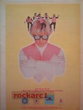 """PET SHOP BOYS Wouldnt Normally Do this 1993  UK Poster size Press ADVERT 16x12"""""""