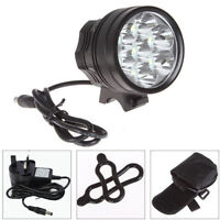Cree 7 LED XML T6 MTB Mountain Bike Bicycle Cycling Front Head Light Lamp