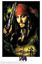 Jonny Depp ++Autogramm++ ++Fluch der Karibik++