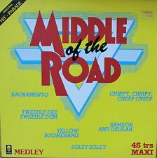 "Vinyle Maxi Middle of the Road ""Meddle of the Road - Medley"""