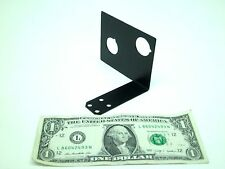 NEW IDEC SWITCH SURFACE DASH MOUNTING BRACKET BLACK DOUBLE RC