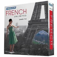 Pimsleur French Levels 1-4 Unlimited Software : Experience the Method That...