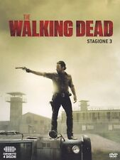 THE WALKING DEAD - STAGIONE 3 (COFANETTO 4 DVD) LA SERIE PIU' VISTA AL MONDO