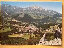 Lenzerheide mit Piz Danis und Stätzerhorn , Ansichtskarte