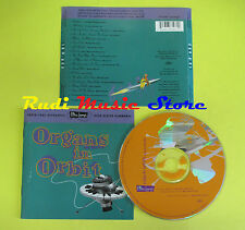 CD ORGANS IN ORBIT compilation 96 FREEMAN COMBO MCLAIN DAVIS(C1)no lp mc dvd vhs