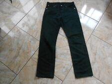 H3755 Levis 535 Jeans W32 Schwarz  Gut