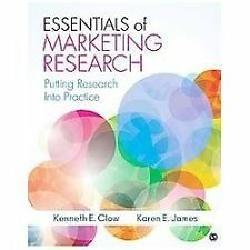 Essentials of Marketing Research : Putting Research into Practice by Karen E....