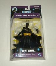 "2004 - BATGIRL - 1ST APPEARANCE - DC DIRECT - 7"" FIGURE - NEW IN ORIG BOX"