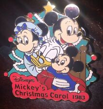 Disney Pin Japan Jds History Of Art HOA Scrooge Mcduck Mickeys Christmas Carol