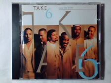 TAKE 6 Join the band cd GERMANY RAY CHARLES QUEEN LATIFAH STEVIE WONDER
