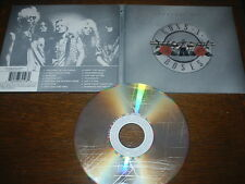 GUNS N' ROSES CD Album GREATEST HITS Orig DIGIPAK case 14 trax  EXCELLENT Cond