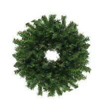 "30"" Traditional Green Canadian Pine Artificial Christmas Wreath - Unlit"