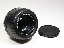 Zenitar-K K2 MC 2/50mm For Cameras with Pentax-K bayonet mount or other SLR/DSLR