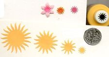 Mini SUN Shape Paper Punch by Punch Bunch Quilling-Scrapbook-Cardcraft NIP